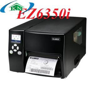 Godex EZ6350i máy in mã vạch công nghiệp 300 dpi