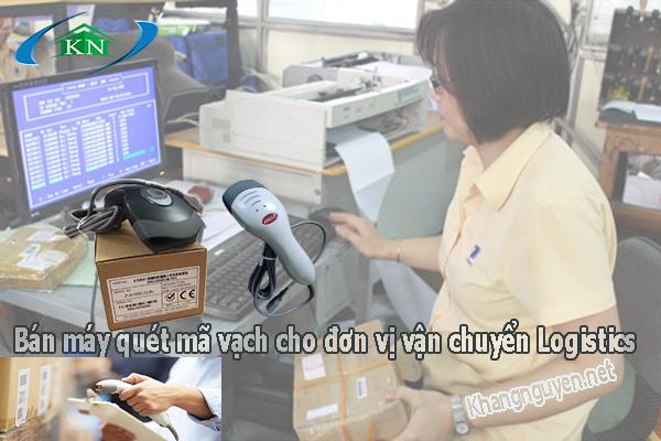 Mua máy đọc mã vạch vận đơn vận chuyển Logistics
