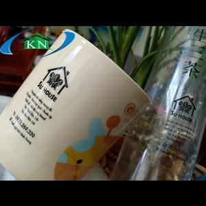 Dịch vụ in tem nhãn decal trong decal giấy
