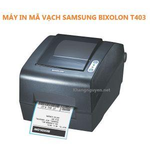 Samsung Bixolon SLP-T403 máy in mã vạch tem nhãn
