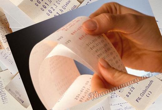 Cách bảo quản giấy in hóa đơn nhiệt K80, K57