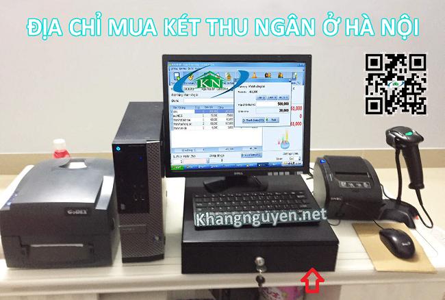 Mua két thu ngân giá tốt ở Hà Nội